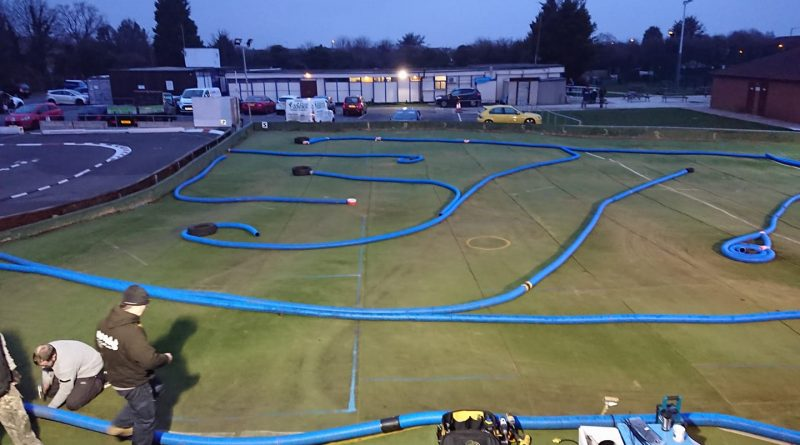 New Layout for the Off Road Track