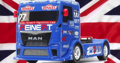 UK Tamiya Racing Truck Event, West London, Sun 13th May