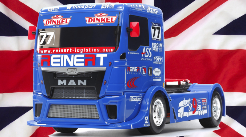 UK Tamiya Racing Truck Event, West London, Sun 13th May
